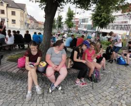 Školní výlet - Žďár nad Sázavou, 6. a 7. ročník