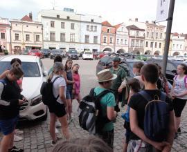 Školní výlet - Litomyšl - 7., 8. r.