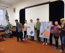 Prezentace projektu Nový Zéland a život maorů