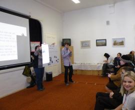 Projekt 100 let republiky - prezentace