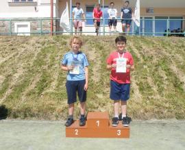 Olympiáda - 1. stupeň - vyhlášení výsledků