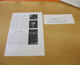 Projekt Voda a soutěž Logimo - 2. st.