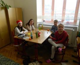 Vánoce v 3. a 5. ročníku