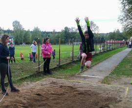 Atletické závody - Svratka