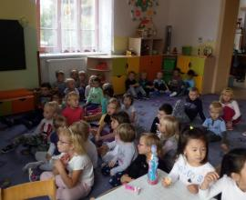 Společné chvíle ve školce