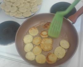 Cooking - pečení podle receptu v Aj