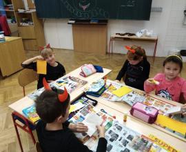 Projekt Čertí škola - 2. r.