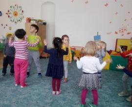 Tancujeme, pracujeme, hrajeme si