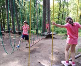 Školní výlet 2. a 3. r. - Borová u Poličky