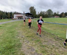 Atletické závody Svratka
