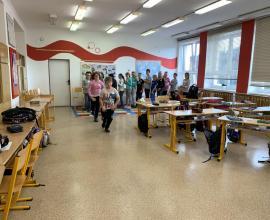Projektový den ve škole - Minimální preventivní program - 6. r.