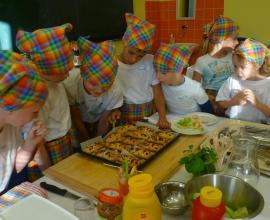 Pohádkové vaření - 2. r.