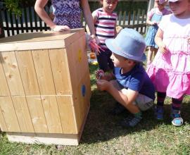 Projekt Včely