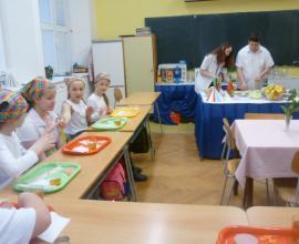 Pohádkové vaření - 4. ročník