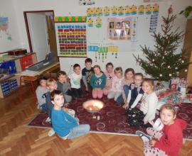 Vánoce ve 2. třídě